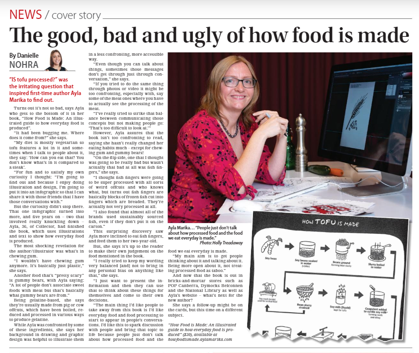 secrets of processed foods CityNews article
