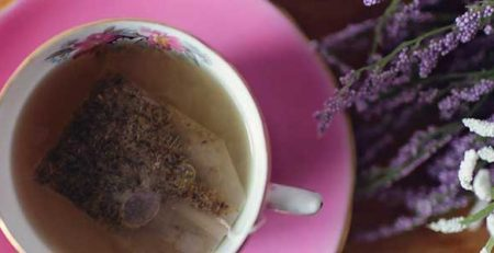 what are black tea and tea bags made from